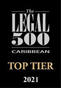 Legal 500 Caribbean Top Tier 2021